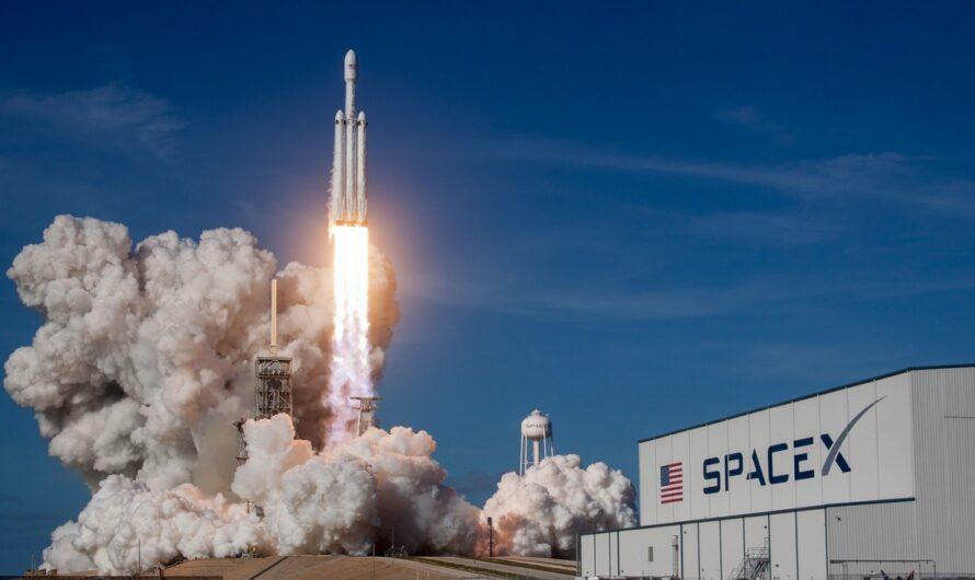 SpaceX pomalu ale jistě dobývá vesmír