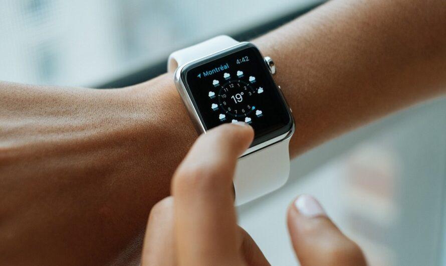 Chytré hodinky jsou součástí našich životů