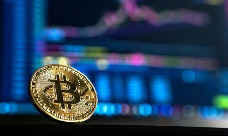 Kryptoměny - tou nejznámější je pravděpodobně Bitcoin.