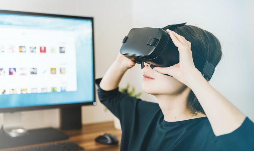 Virtuální realita nabízí lidem zcela jiný svět