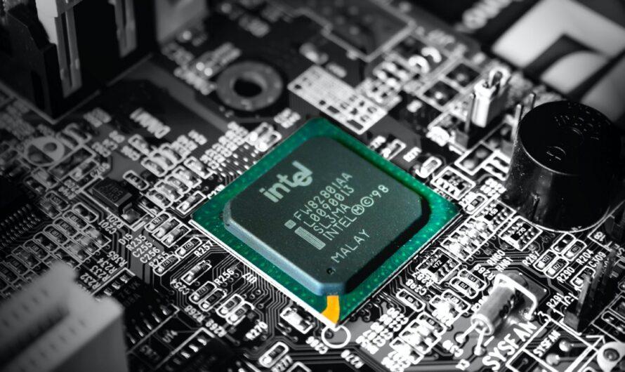 Intel je technologickým gigantem světa