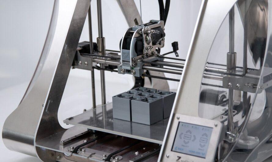 3D tiskárny nejsou pouze záležitostí profesionálů