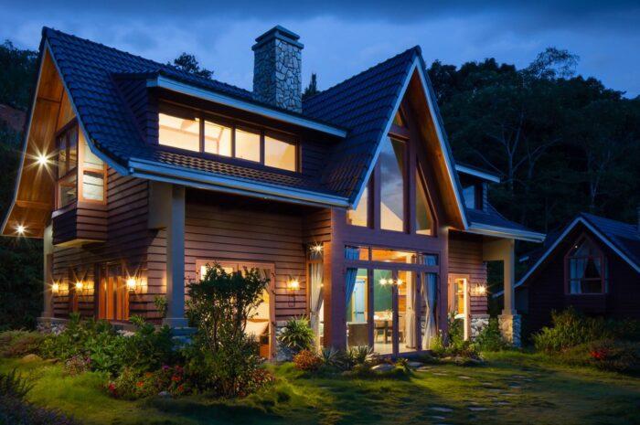 Dům, k jehož pořízení Vám dopomůže hypotéka.